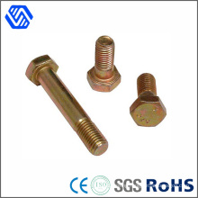 Copper Half Thread Hex Bolt