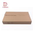 Новый изготовленный на заказ recyclable плоские рифленые коробки коробки упаковывая