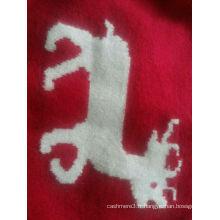 Couverture en laine cachemire