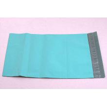 Sac adhésif fait sur commande coloré non intermédiaire de vêtement / expéditeur en plastique