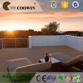 COOWIN Laminate Hardwood Flooring WPC Swimming Pool Decking