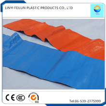 Waterproof Blue Tarp Sheet for Tent Made in China