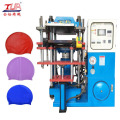 Cadre photo automatique de machine de silicone de moulage hydraulique