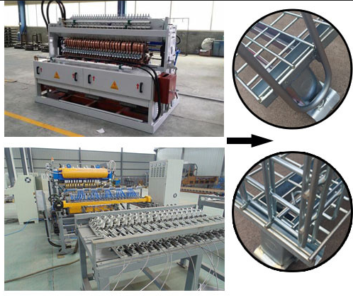 Electrical Galvanized Pallet Cages