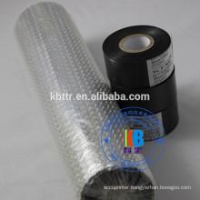 Date code ribbon for plastic bag hot stamping machine printing