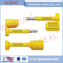GC-B009 Várias cores disponíveis Vedação de parafuso de recipiente único