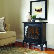 """25"""" Curved Front Infrared Panoramic Electric Stove"""