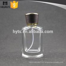 Fabricantes de garrafa de vidro de 50 ml itália para perfume