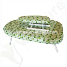 Leichtgewichtler-einfache Übergebung Plastikhülse Mini-Bügelbrett