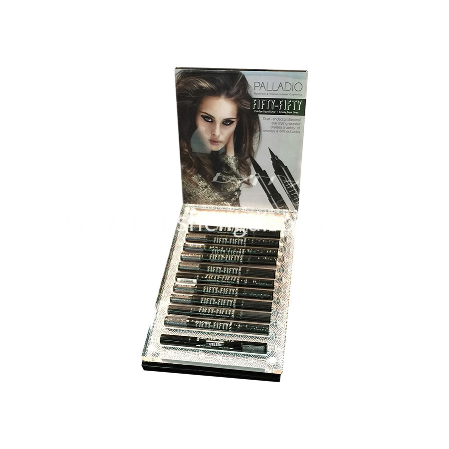 cosmetics display stand