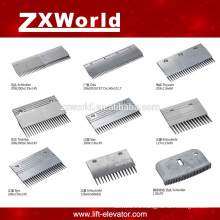 escalator comb plate / spare parts with fast shipping
