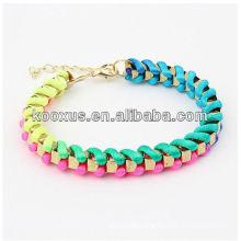 Fluorescent bracelets woven bracelet bracelet bangles bracelet charms