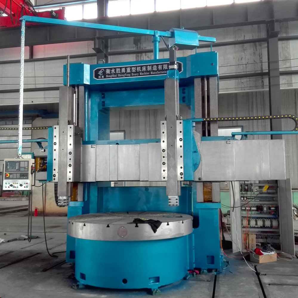 CNC large vtl machining