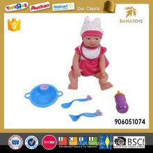 12 polegadas brinquedo elétrico bebê boneca