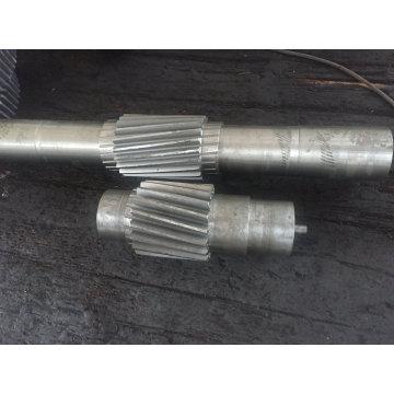 Peças de maquinaria da carcaça-Mineração do eixo helicoidal de parafuso