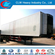 35-50tons Cooling Van Trailer/Refrigerated Trailer of Rice