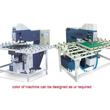 YZZT-Z-220 big hole glass driller machine in machinery