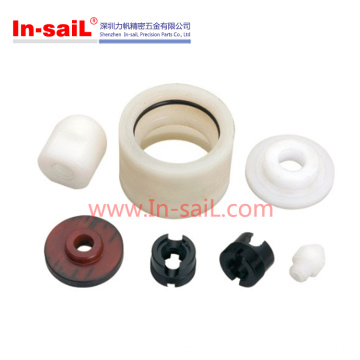 POM / Plastic Steel CNC Turning Parts for Medical Equitment