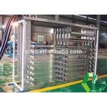 Auto-limpeza filtro ao ar livre canal uv esterilização UV uv purificador de água