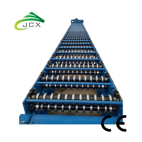 Corrugated Roof Machine