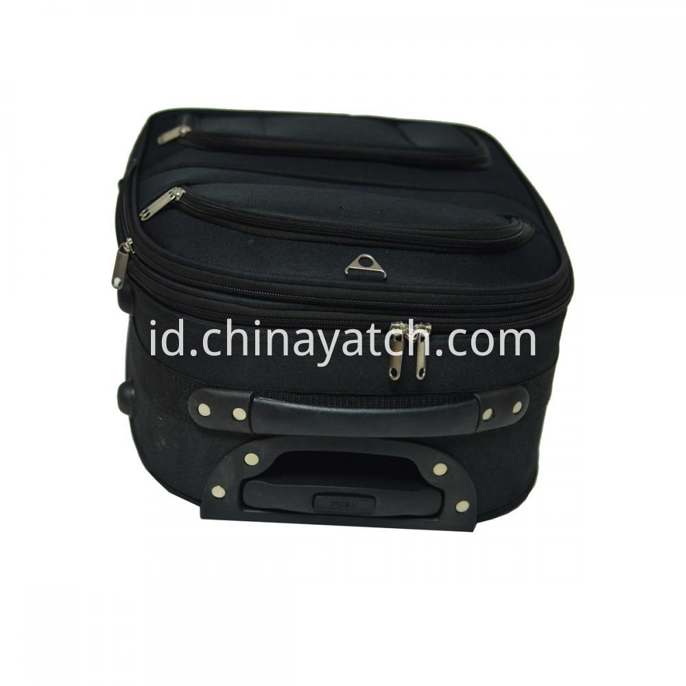 Expandable Spinner Trolley Case Set