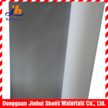Reflective Leather with Non-Woven Backing for Shoes
