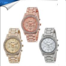 Neue Ankunft Frauen Damen Diamant Fashion Watch