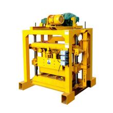 Building Equipment Egg Layer Concrete Block Making Machine Mobile Egg Laying Block Molder