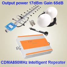 Ретранслятор 3G GSM / сигнал сотового телефона Усилитель GSM 850 Ретранслятор CDMA850MHz