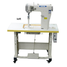 Полностью автоматический небольшой пост кровать тяжелых Прямострочные швейные машины