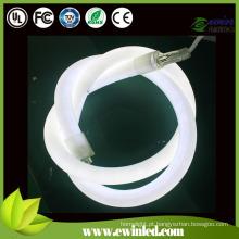 Luz de néon redonda do diodo emissor de luz de 360 graus IP68
