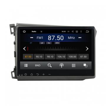 car DVD android for Honda CIVIC 2012