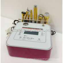 Electroporation mesotherapy needle free system