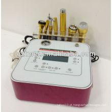 Sistema de agulha de mesoterapia com eletroporação