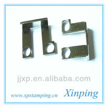 OEM shinny nickel coated precision hardware wire terminal