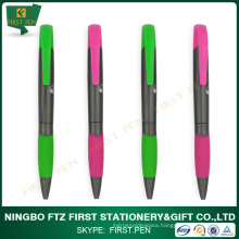 Multi-function Plastic 2 in 1 Pen