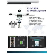Alineación de rueda 3D Fsd-300b