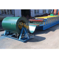 Stahldachziegel-Rolle, die Maschine bildet