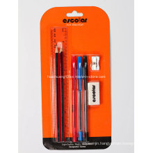 8PC Promotion School Use Stationery Set (AU117)