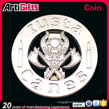 Wholesale souvenir sports silver coin