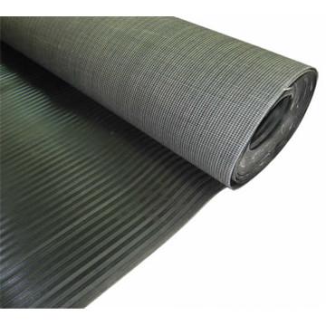 Feuille de caoutchouc noir SBR de haute qualité avec un excellent prix