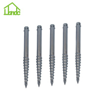 Ground Screw Anchors Untuk Pagar