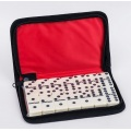 Educational Double 6 Plastic Dominoes Game Set
