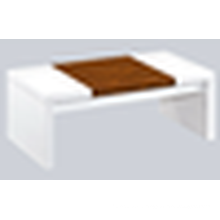 Walnut lacquer coffee table wooden coffee table MDF coffee table