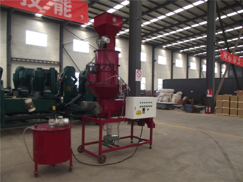5BY-10B seed treating equipment