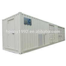 Sous-station de transformateur électrique haute tension extérieure