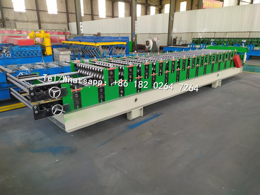 South Africa Ibr Roll Forming Machine