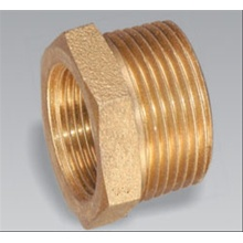Brass pipe fitting brass Male and Female Nipple Reducing