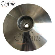 Fonderie d'acier en métal d'alliage de précision par le moulage de sol de Silical