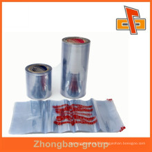 High technology printing PVC shrink plastic film, PVC film made in China